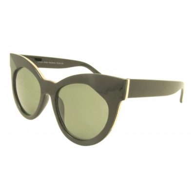 large cat-eye sunglasses