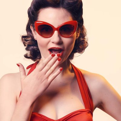 butterfly sunglasses red;ladies retro sunglasses red; ladies sunglasses; womens retro sunglasses; womens vintage sunglasses; womens 1950s style sunglasses; red sunglasses;50s sunglasses red