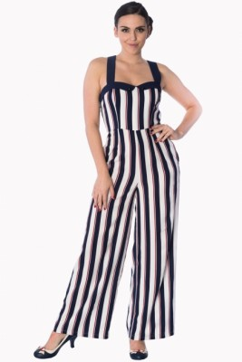 f913293a1ab55 Banned Set Sail Playsuit - Bettylicious